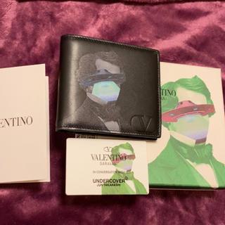 ヴァレンティノ(VALENTINO)のVALENTINO × UNDER COVER  ウォレット(折り財布)