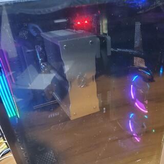 自作PC i7 9700kメモリ16GB SSD480GB 電源650W