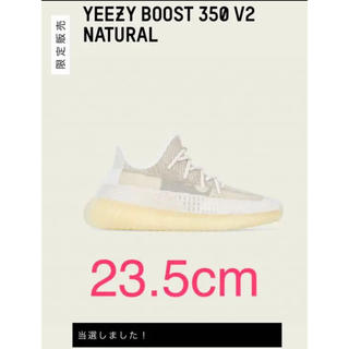 adidas - YEEZY boost 350 V2 natural