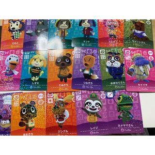 ニンテンドウ(任天堂)のどうぶつの森 amiiboカード 16枚セット(その他)