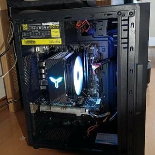 ゲーミングPC Ryzen2600 DDR4 16GB RX580