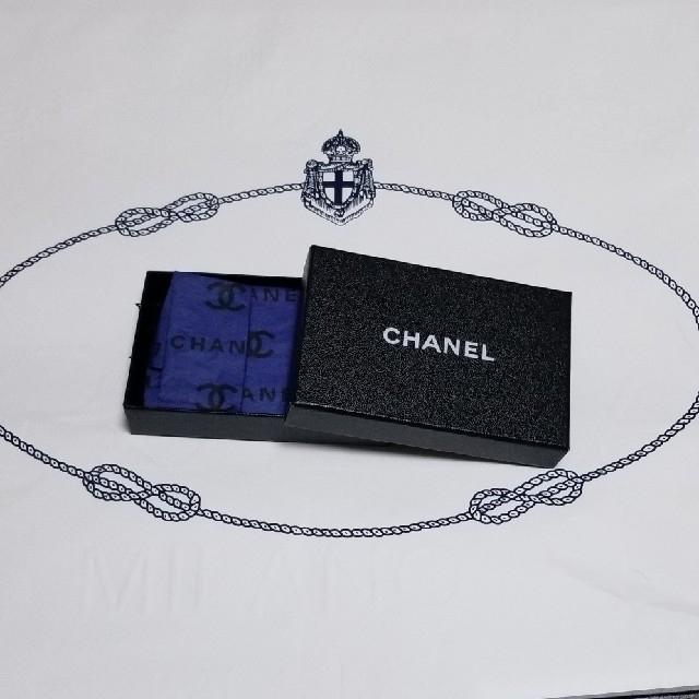 CHANEL(シャネル)のCHANEL箱 レディースのファッション小物(ポーチ)の商品写真
