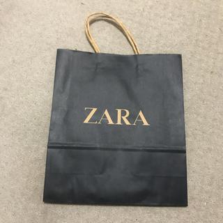 ザラ(ZARA)のZARA ショッパー(ショップ袋)