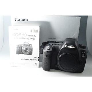 #2996 【並品】 Canon キヤノン EOS 5D Mark IV ボディ