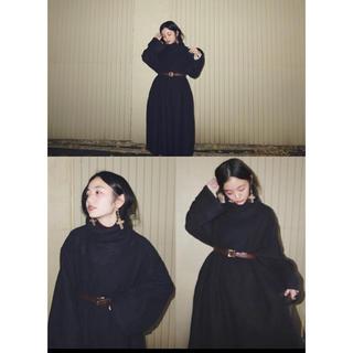 マザー(mother)の【mother】FRANZ big dress  dept(ロングワンピース/マキシワンピース)