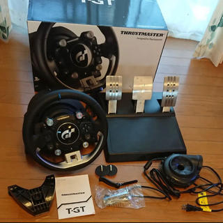 PlayStation4 - THRUSTMASTER T-GT シフター付き