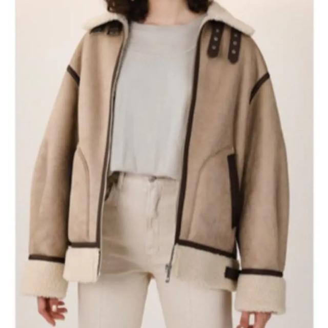 SLY(スライ)のsly アウター B-3 レディースのジャケット/アウター(ブルゾン)の商品写真