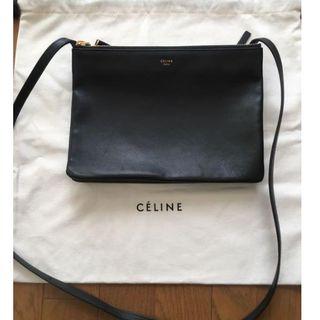 celine - CELINE セリーヌ トリオ ラージ
