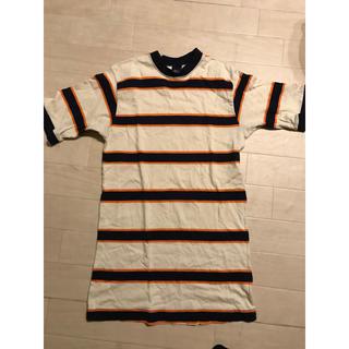 STUSSY - STUSSY☆ステューシーロングTシャツ Lサイズ