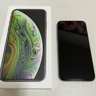 Apple - iPhone Xs Space Gray 256 GB SIMフリー