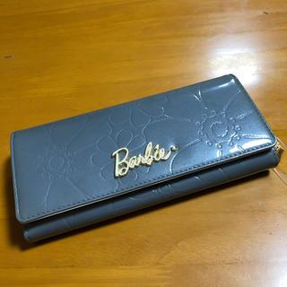 バービー(Barbie)のバービー 長財布 グレー(財布)