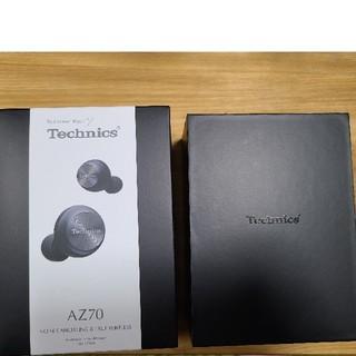 美品 technics panasonic EAH-AZ70W テクニクス 黒