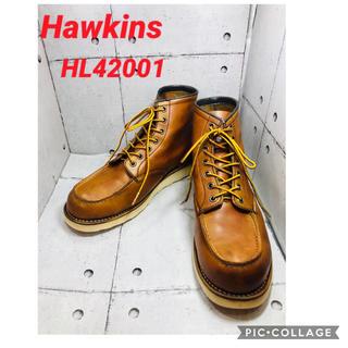 ホーキンス(HAWKINS)のホーキンス ブーツ HL42001  26.5cm  ブラウン(ブーツ)