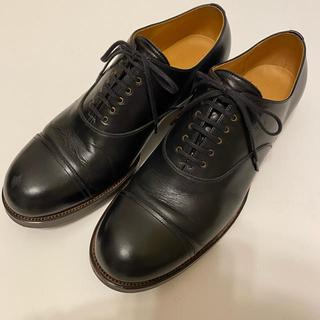 Alden - forme Balmoral straight tip フォルメ 革靴