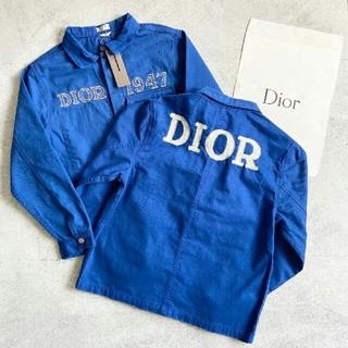 ディオール(Dior)の【連名発売】  Dior  ディオール デニムジャケット カップル兼用 牛仔外套(Gジャン/デニムジャケット)