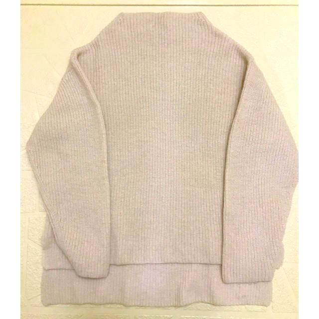 IENA(イエナ)のイエナ ウール100アゼプルオーバー ニット レディースのトップス(ニット/セーター)の商品写真