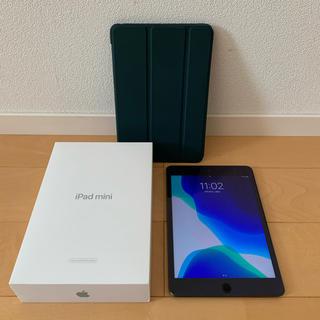 iPad - 美品 iPad mini5 wifiモデル スペースグレー