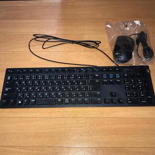 デル(DELL)のDELL キーボード&マウスセット(PC周辺機器)