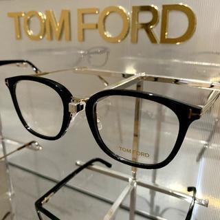トムフォード(TOM FORD)の即購入◯ 新品 トムフォード TF5570 FT5570 001 メガネ (サングラス/メガネ)