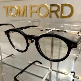 トムフォード(TOM FORD)の即購入◯ 新品 トムフォード TF5529 FT5529 001 メガネ (サングラス/メガネ)