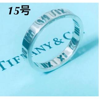 Tiffany & Co. - ティファニー アトラス ナロー リング