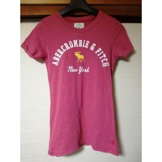 アバクロンビーアンドフィッチ(Abercrombie&Fitch)の【古着】Abercrombie&Fitch アバクロ Sサイズ(Tシャツ(半袖/袖なし))