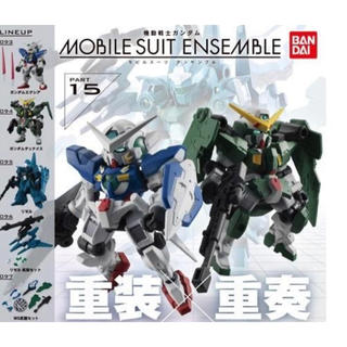 BANDAI - 機動戦士ガンダム MOBILE SUIT ENSEMBLE 15  全5種