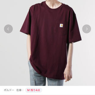 carhartt - カーハート T-shirt