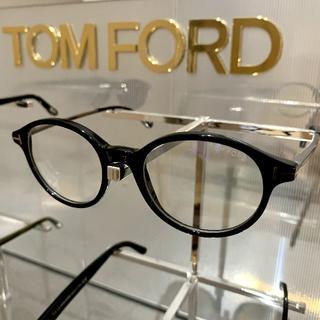 トムフォード(TOM FORD)の即購入◯ 新品 トムフォード TF5554 FT5554 001 メガネ (サングラス/メガネ)
