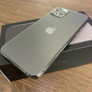 iPhone - 【美品】iPhone11Pro スペースグレイ 256GB SIMフリー