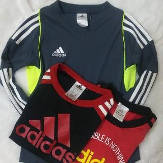 adidas - adidasトップス130まとめ売り