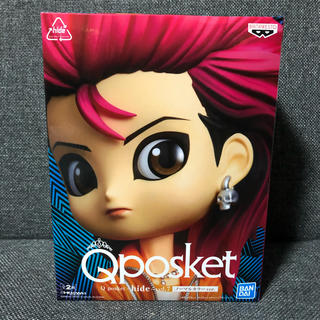 バンプレスト(BANPRESTO)のQposket hide フィギュア vol.7 Aカラー(ミュージシャン)
