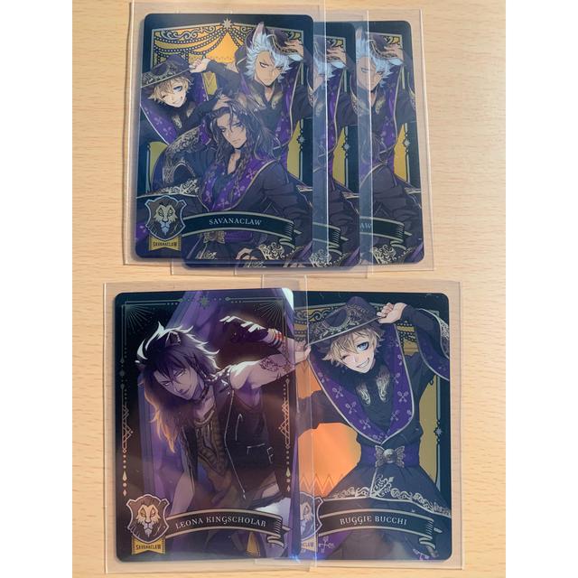 Disney(ディズニー)のツイステ メタカ メタルカード 2 レオナ サバナクローセット エンタメ/ホビーのアニメグッズ(カード)の商品写真