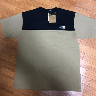 THE NORTH FACE - 【L】THE NORTH FACE ヌプシ Tシャツ