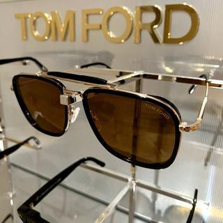 トムフォード(TOM FORD)の即購入◯ 新品 トムフォード TF665 FT0665 01E サングラス (サングラス/メガネ)