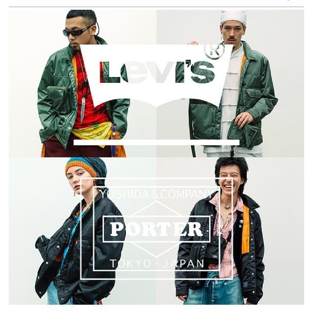 PORTER(ポーター)のYOSHIDA 85th PORTER Levi's リーバイス ポーター メンズのジャケット/アウター(Gジャン/デニムジャケット)の商品写真