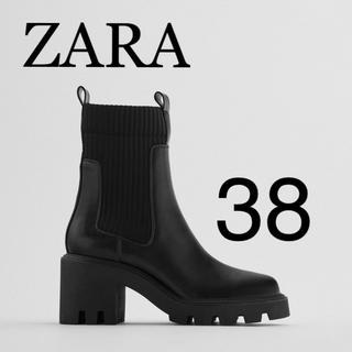 ZARA - ZARA♡チェルシーブーツ
