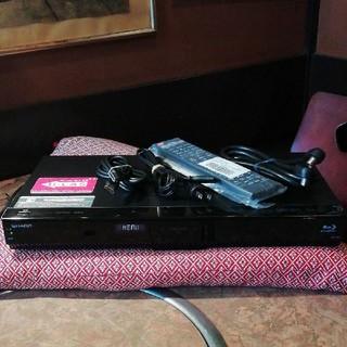 SHARP - SHARP AQUOS BD-S520 12倍録 500GB 新リモ等付フル装備