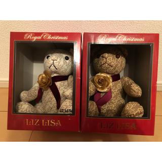 リズリサ(LIZ LISA)のリズリサ ⭐︎ノベルティ⭐︎クマ⭐︎新品⭐︎送料無料⭐︎まとめ売り(その他)