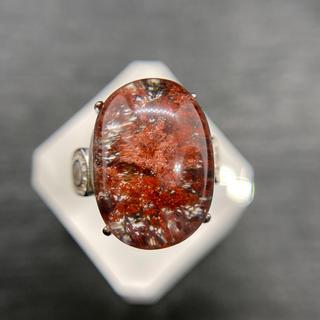 (予定中)ガーデンクォーツ   リング 天然石(リング(指輪))