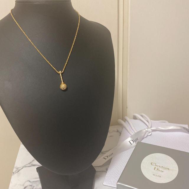 Christian Dior(クリスチャンディオール)の美品!Diorネックレス メンズのアクセサリー(ネックレス)の商品写真