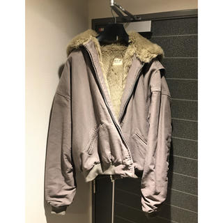 FEAR OF GOD 6th FULL ZIP HOODED JACKET