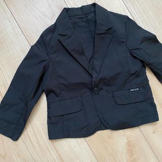 コムサイズム(COMME CA ISM)のキッズベビー90cm ジャケットフォーマル結婚式などスーツ(ドレス/フォーマル)