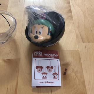 ミニーマウス(ミニーマウス)のディズニー パイレーツ サマー ソフトマスコット 水鉄砲 ミニー ガチャガチャ(キャラクターグッズ)