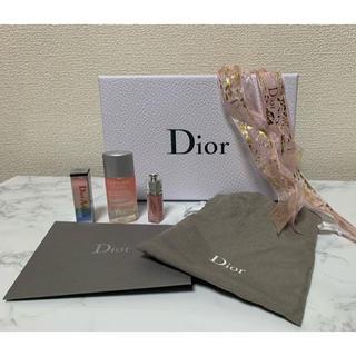 Dior - 【DIOR カプチュール化粧水 マキシマイザーサンプル他】
