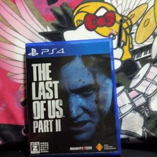 プレイステーション4(PlayStation4)のThe Last of Us Part II(ラスト・オブ・アス パートII) (家庭用ゲームソフト)
