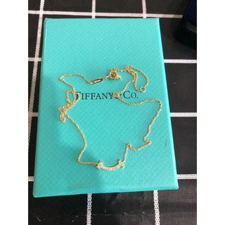 Tiffany & Co. - 最終値下げ TIFFANY & Co.ティファニーT スマイル ネックレス