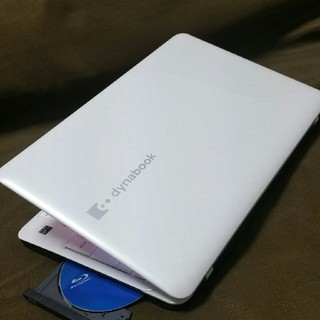 東芝 - 高スペック i5/高速SSD/ブルーレイ/ノートパソコン/最新Windows10