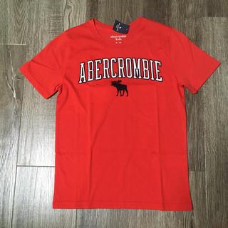 Abercrombie&Fitch - abercrombiekidsアバクロンビーロゴ刺繍TシャツUS9/10新品