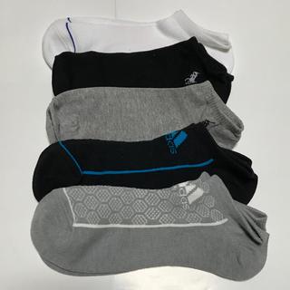 adidas - メンズソックス 5足セット
